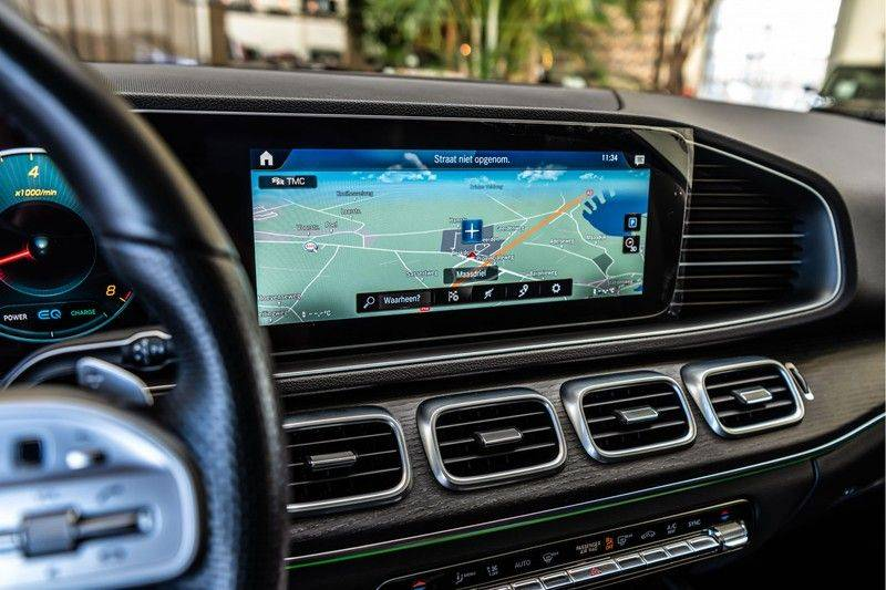 Mercedes-Benz GLE 450 AMG   Burmester   22 inch   Memory   Panorama   Distronic   Zit comfort pakket   Apple Car play   afbeelding 20