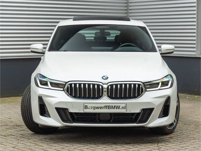BMW 6 Serie Gran Turismo 630i High Executive - M-Sport - Luchtvering - Facelift - Panorama afbeelding 5