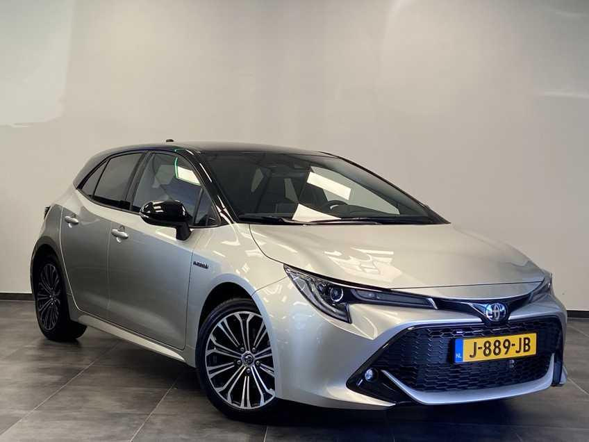 Toyota Corolla 2.0 Hybrid GR-Sport climate control  cruise control adaptive