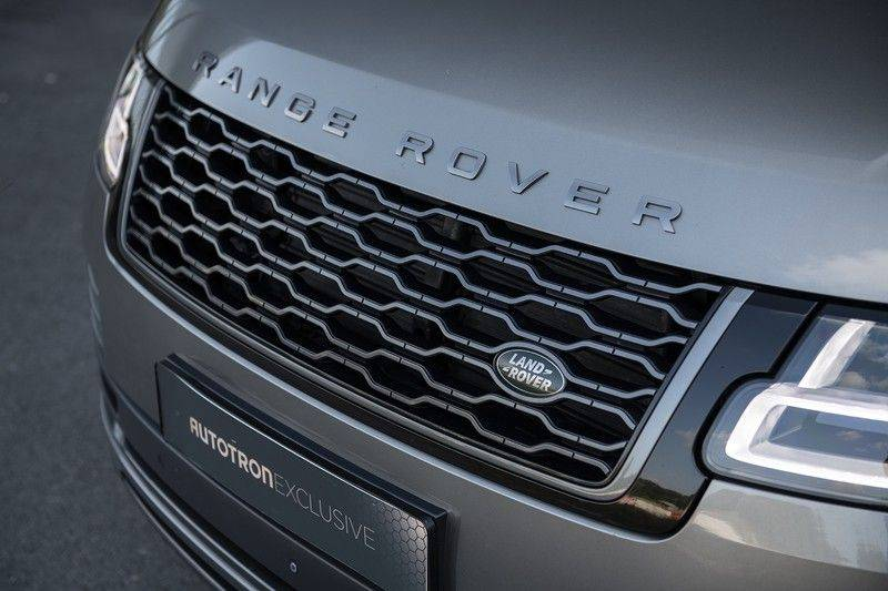 Land Rover Range Rover 3.0 TDV6 Autobiography Verwarmde Gekoelde en Massage Stoelen + Trekhaak + Adaptive Cruise Control + Head Up Display + 360 Camera afbeelding 8