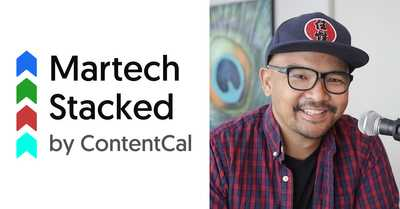 Martech Stacked Episode 14: Record, Transcribe, Edit and Mix... As Easy as Typing! With Ramli John. image