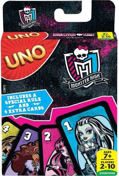 Monster High Uno (2014)