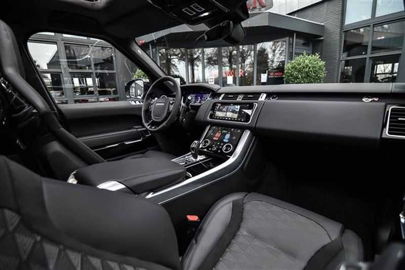 Land Rover Range Rover Sport SVR 22INCH+PANO.DAK+STOELKOELING NP.227K afbeelding 5
