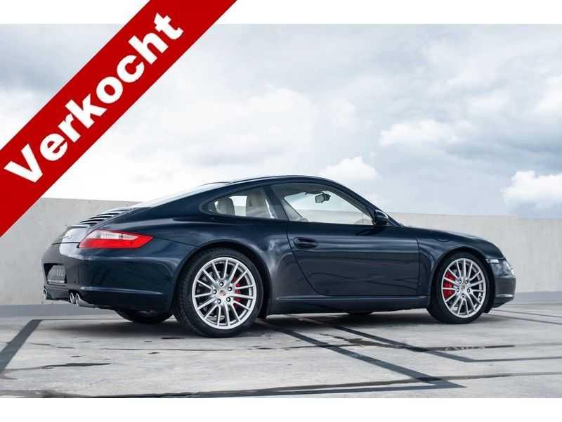 Porsche 911 3.8 Carrera S // Handgeschakeld | Youngtimer afbeelding 6