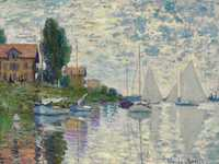 Monet's Au Petit-Gennevilliers was sold by Christie's New York for $11.3665 million in May 2016