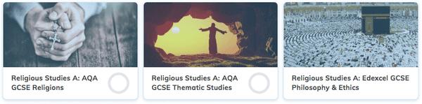 Free GCSE Religious Studies Revision Courses