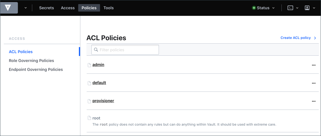 Policies | Vault - HashiCorp Learn