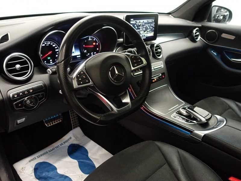 Mercedes-Benz GLC Coupé 350 D 4MATIC 259pk AMG 9G Aut- Pano, Leer, Rijassistentiepakket, Full afbeelding 18