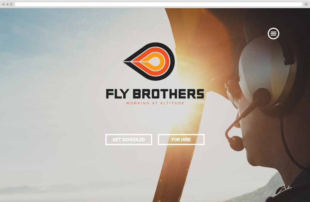 Fly Brothers | Helicopter Flight School