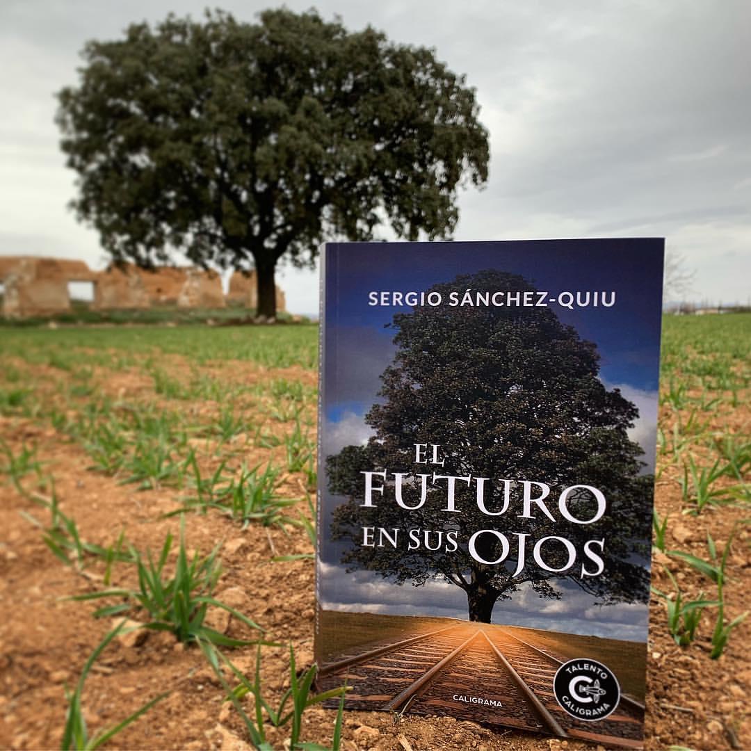"""Imagen de Reseña de """"El futuro en sus ojos"""", de Sergio Sánchez-Quiu"""