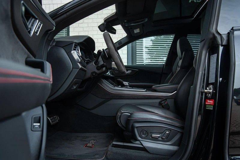 Audi RS Q8 4.0 TFSI Quattro, 600 PK, RS-Dynamic Plus Pakket, Keramiek, Keyless, Stoelventilatie, Pano/Dak, BTW, Nw. Prijs €252K!! afbeelding 5