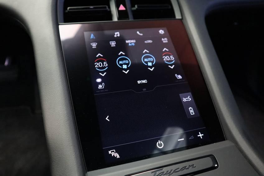 Porsche Taycan 4S Performance 571pk! | Prijs ex.btw 99000,- | Full-Led Sport-Chrono Panoramadak Warmtepomp afbeelding 31