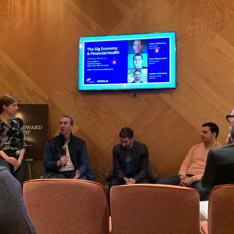 The Gig Economy & Financial Health - SXSW 2019