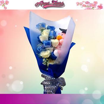Bunga Handbouquet 25