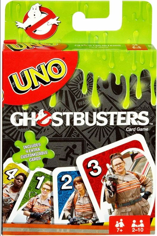 Ghostbusters Uno (2016)