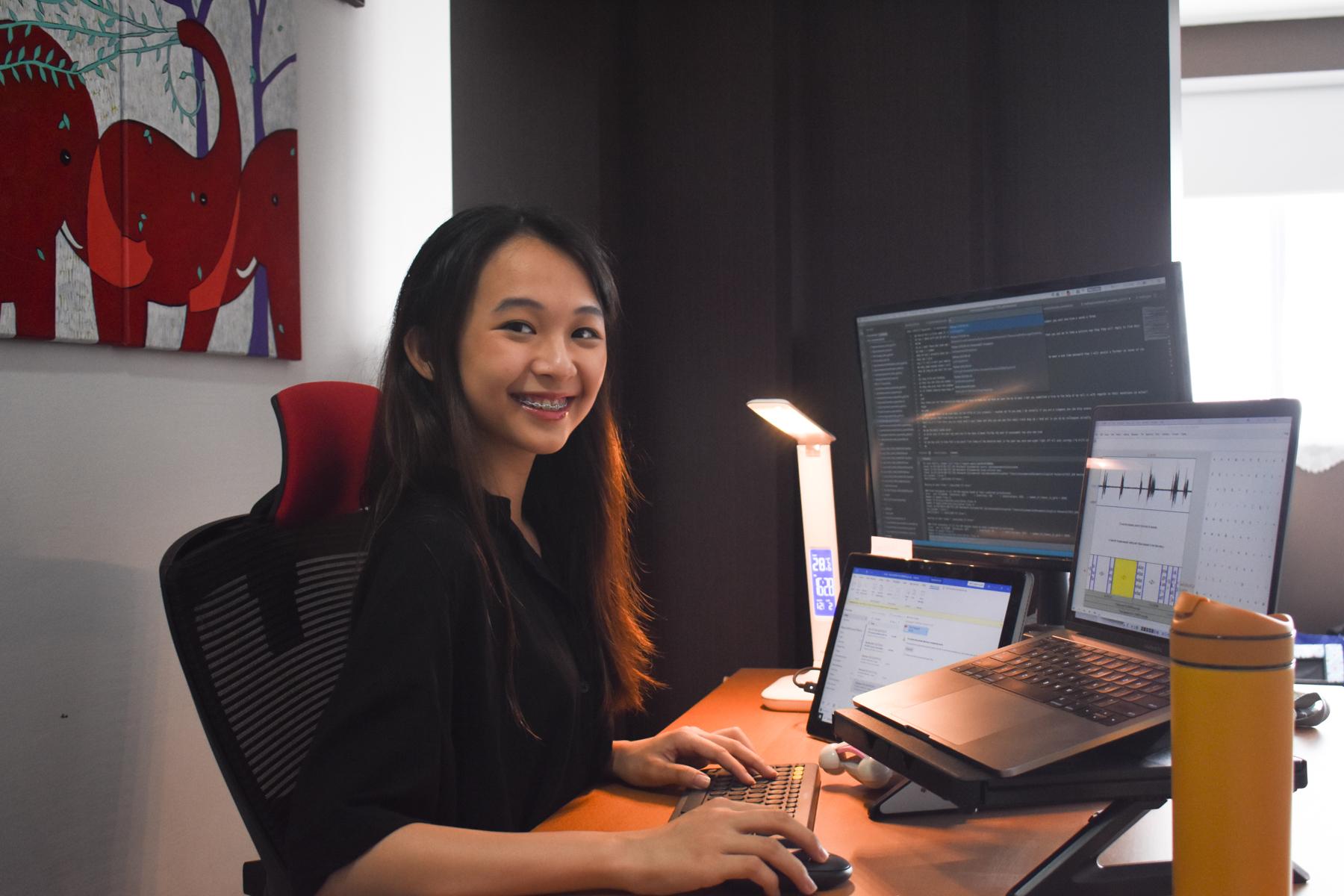 Alyssa Marie Loo, GovTech Intern