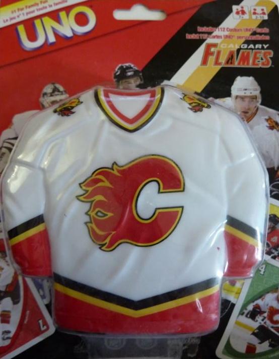 NHL Calgary Flames Un
