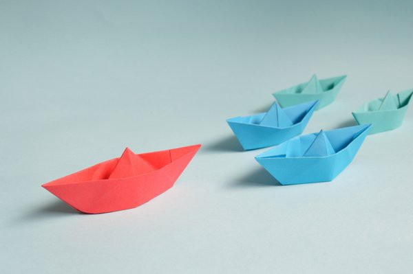 Paper Boats Afloat