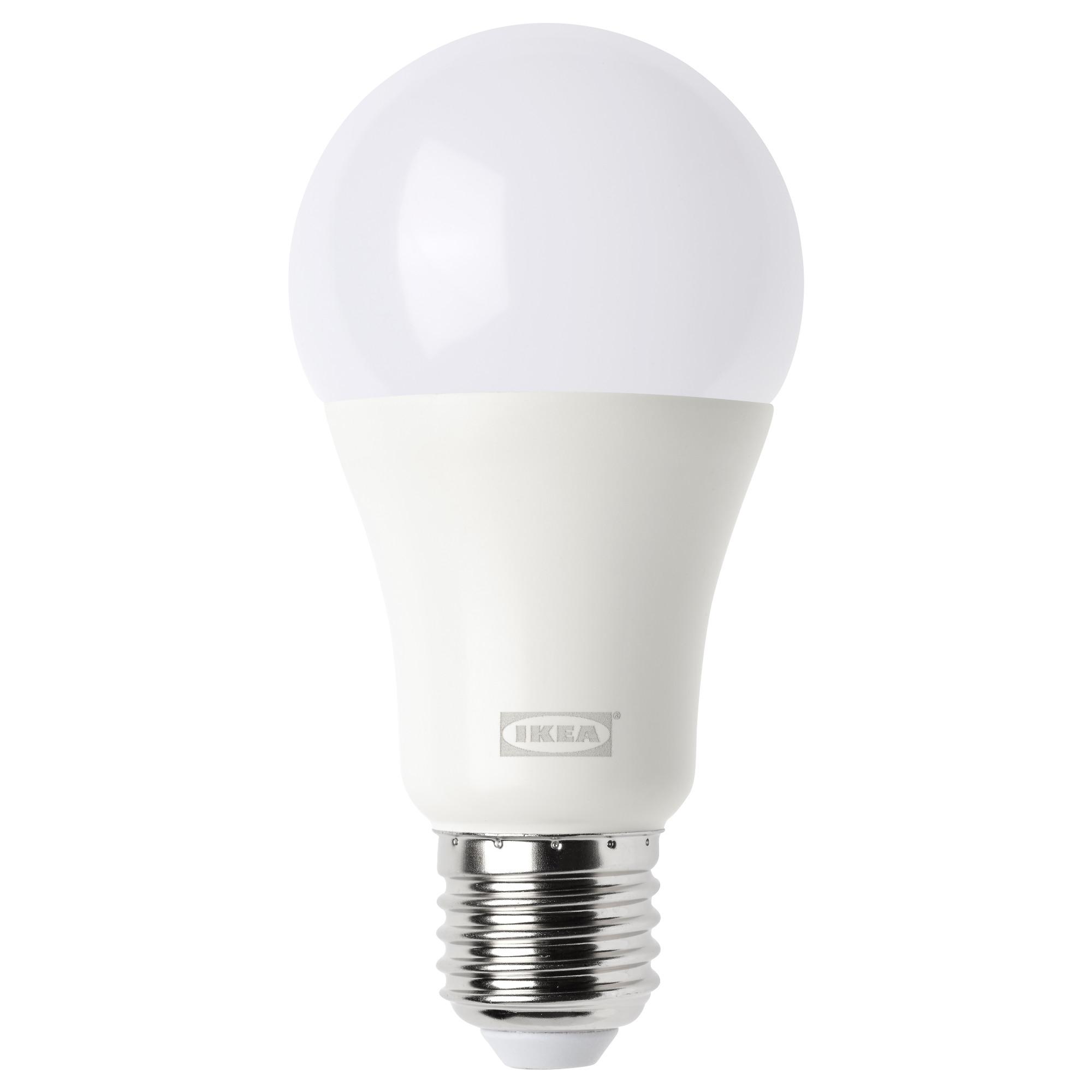TRÅDFRI, Ampoule LED E27, blanc