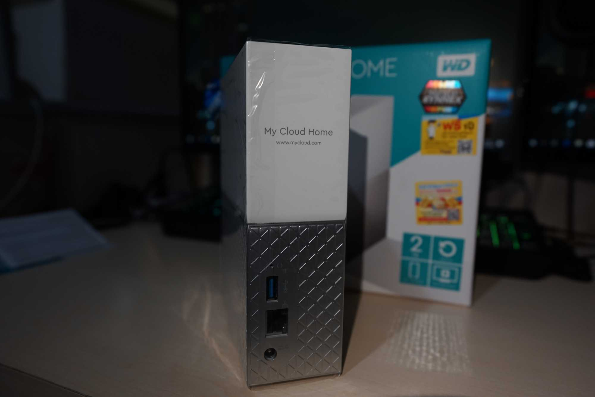 review wd my cloud home 14