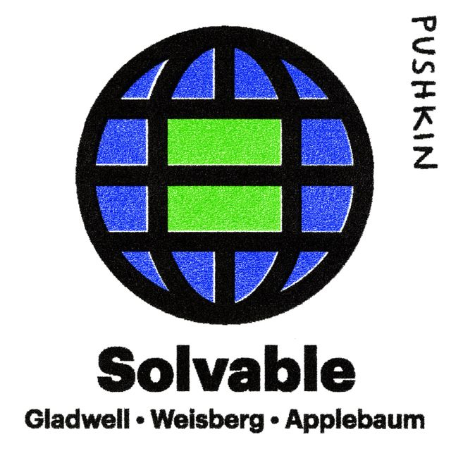 podcast cover of Solvable by Pushkin Industries