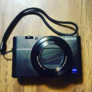 Sony RX 100 V Closeshot