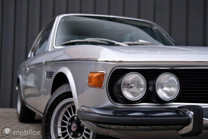 BMW 3.0 CSi coupé | Handgeschakeld | Gerestaureerd afbeelding 16