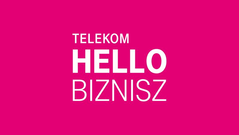 "TELEKOM - ""Hello Biznisz"" design"