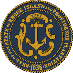 logo of State of Rhode Island