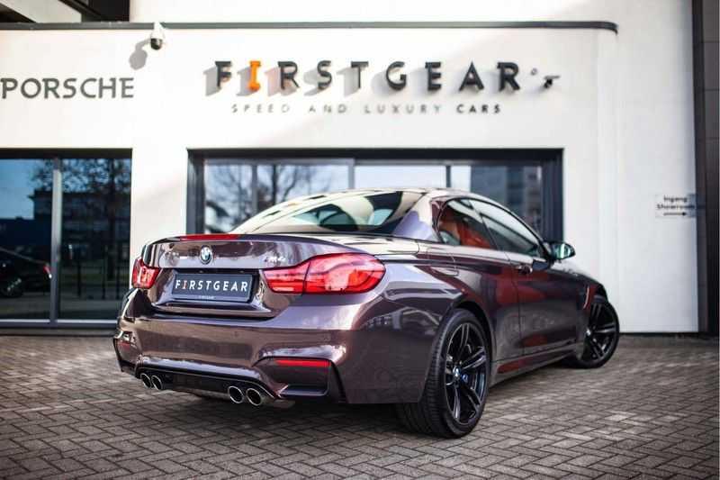 "BMW M4 Cabrio *Handgeschakeld / M-Sportuitlaat / Memory / HUD / 19"" / H&K* afbeelding 7"