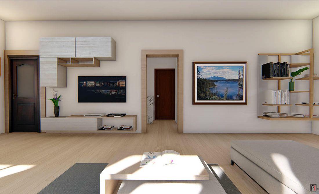 Vitrag Streamside Apartment for sale near Ooty - Hall