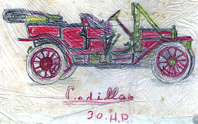Cadillac 30hp