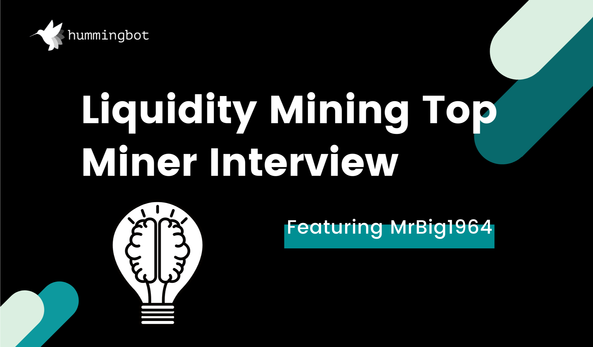 Top liquidity miner interview featuring Mr Big