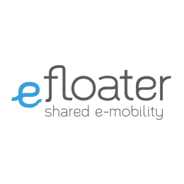 e-floater logo
