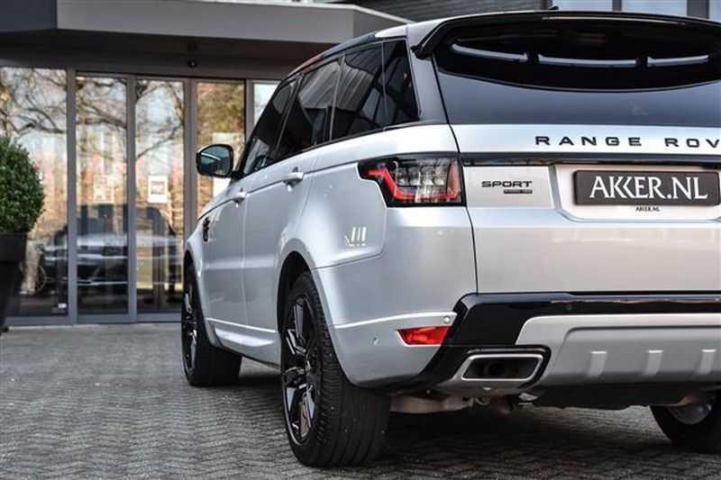 Land Rover Range Rover Sport P400E HSE DYNAMIC BLACK PACK+PANO.DAK NP.127K afbeelding 16