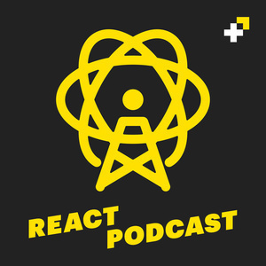 React Podcast Logo