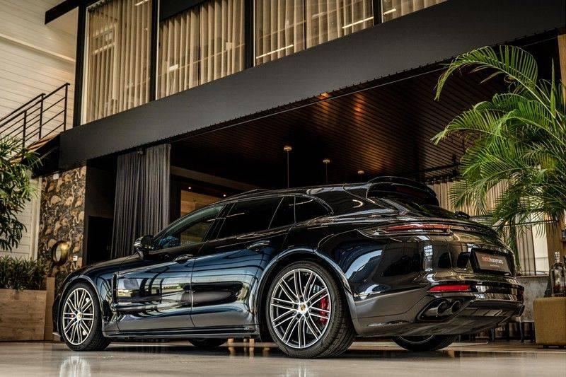 Porsche Panamera 4.0 GTS Sport Turismo | 360 | HUD | BOSE |PANO | Soft close | DAB | LED Matrix | Afstandstempomaat | Karmin Rood pakket, rood st afbeelding 21
