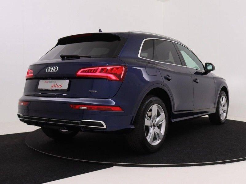 Audi Q5 50 TFSI e 299 pk quattro S edition | S-Line |Elektrisch verstelbare stoelen | Trekhaak wegklapbaar | Privacy Glass | Verwarmbare voorstoelen | Verlengde fabrieksgarantie afbeelding 5