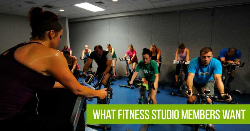 8 Stats That Prove What People Want in a Fitness Studio