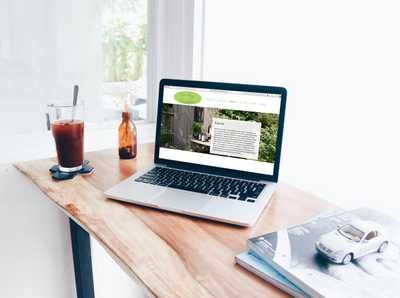 Das kleine Landhaus Websitegestaltung und -umsetzung screenshot