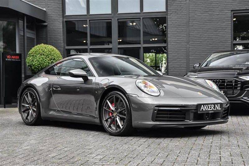 Porsche 911 4S LIFT+SPORT CHRONO+4WSTURING+SCH.DAK NP.212K afbeelding 14