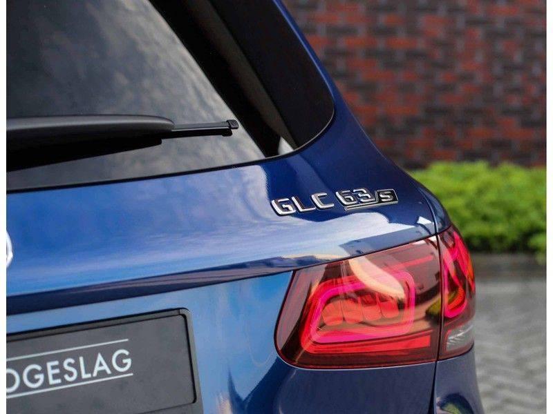 Mercedes-Benz GLC 63 S AMG 4-MATIC *Perf. stoel*510 PK*Driver Package*HUD*Camera* afbeelding 16