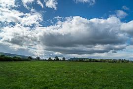 north of Welshpool, Wales, United Kingdom