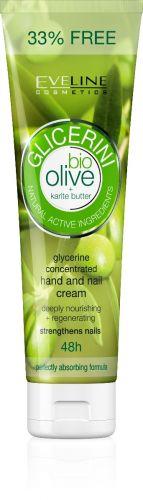 EVELINE bio Oliva kéz-és körömápoló krém 100 ml