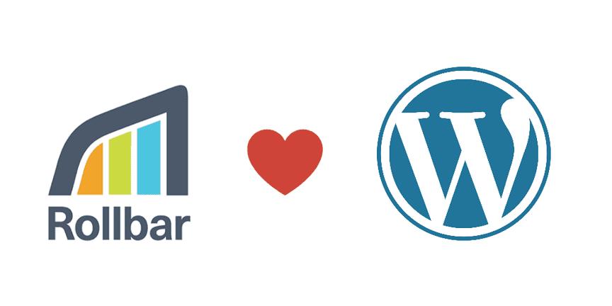 Rollbar loves WordPress