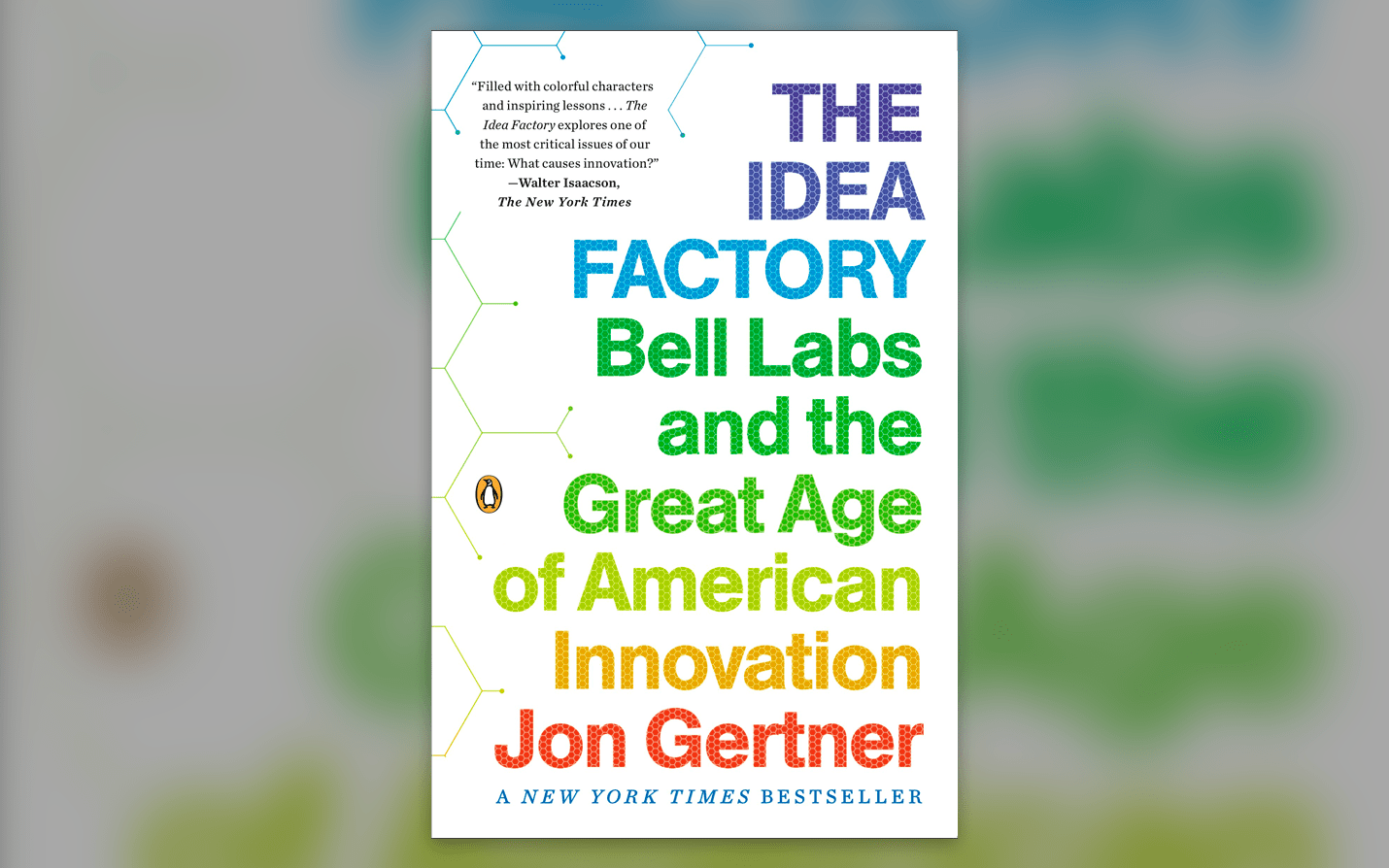 The Idea Factory book cover