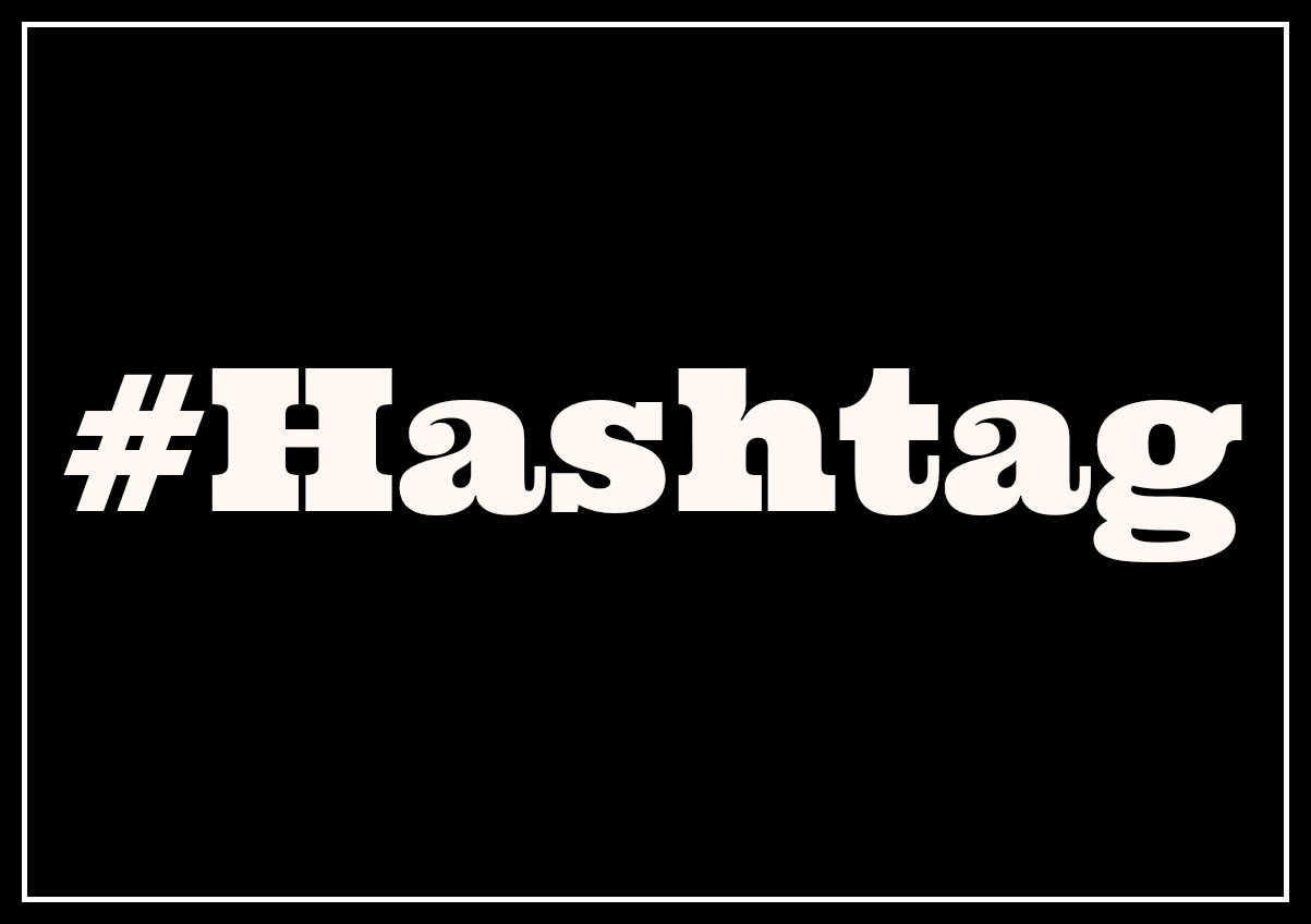 Hashtag Latinidad