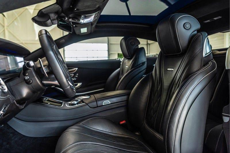 Mercedes-Benz S-Klasse Coupé 63 AMG 4MATIC+ Premium Plus afbeelding 11
