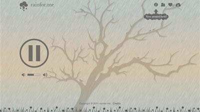 Rainfor.me Screenshot