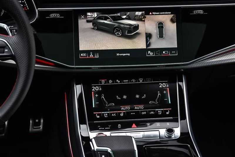 Audi RS Q8 DYNAMIC PLUS+PANO.DAK+MASSAGE+23INCH NP.255K afbeelding 2